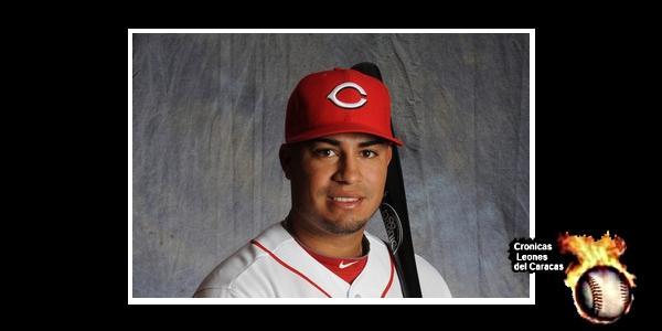Ramon cabrera Rojos de Cincinnati