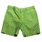Tanks Green Shorts