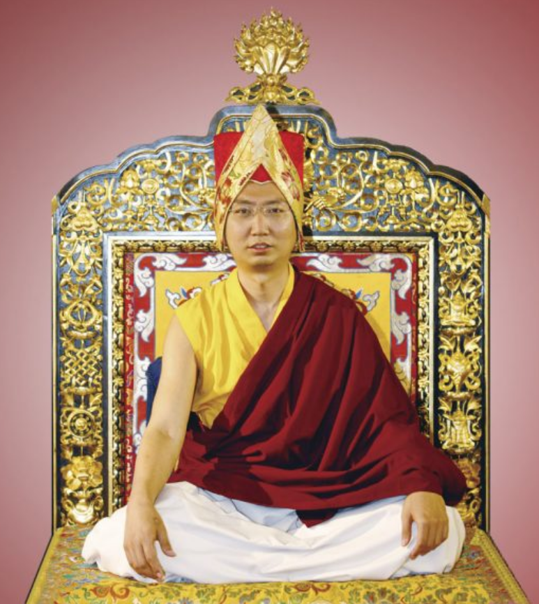S. S. il 42° Sakya Trizin