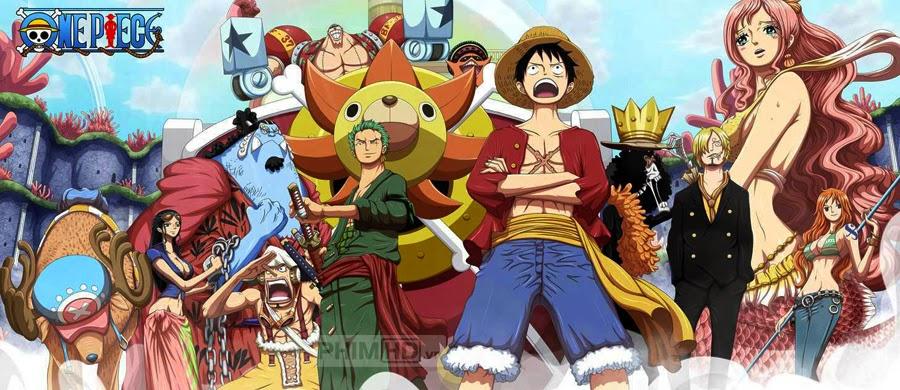 Đảo Hải Tặc - One Piece - 1997