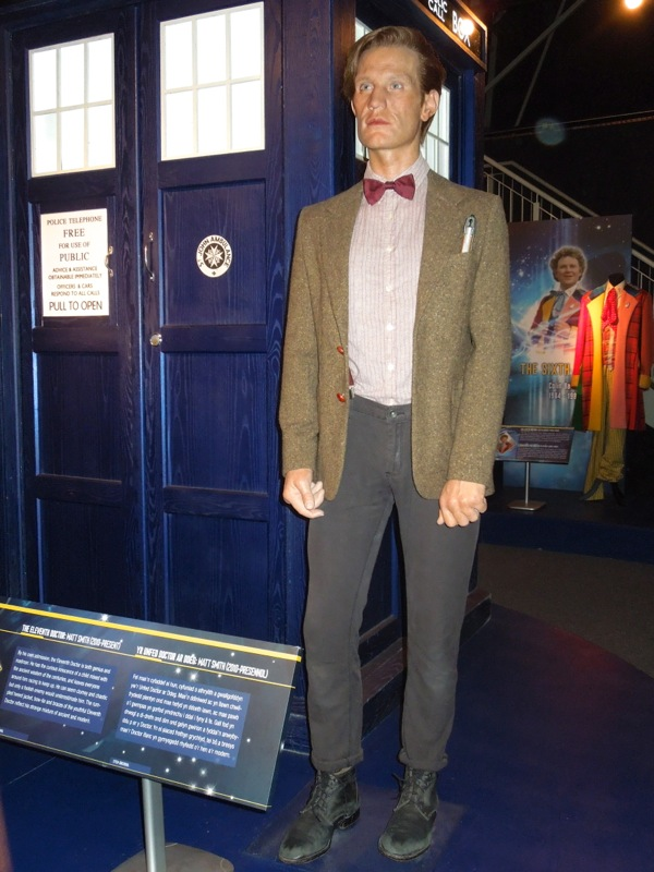 Matt Smith Eleventh Doctor Who costume