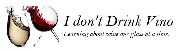 <center>I don&#39;t drink vino</center>