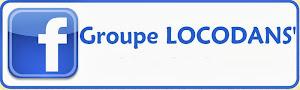 LOCODANS' sur Facebook !
