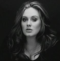 Cantora britânica Adele