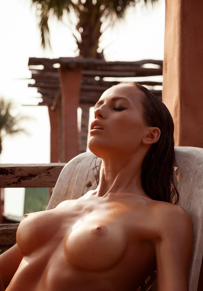 Irina Bondarenko In Playboy Ukraine