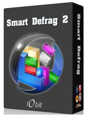 IObit SmartDefrag 2.3