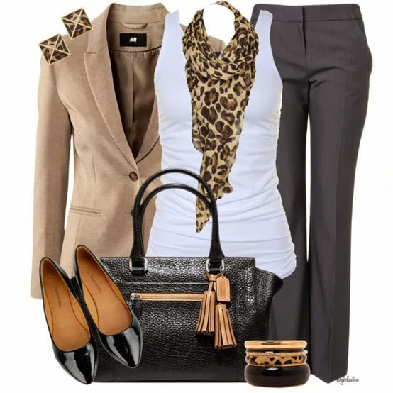 Women work fall outfits fashion collection