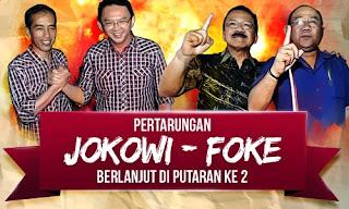 Hasil Quick Count Pilkada DKI Jakarta