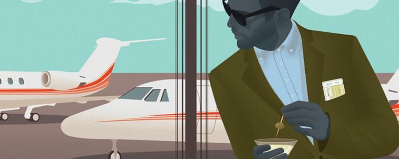 Elegancia y clase en la ilustración de Jack Hughes