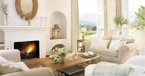 Blog by nela salones con calor de hogar with home heat - Blog decoracion salones ...