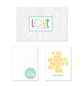 Free No Regrets Pocket Cards - Digital Download