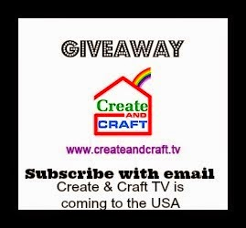 Create & Craft Giveaway