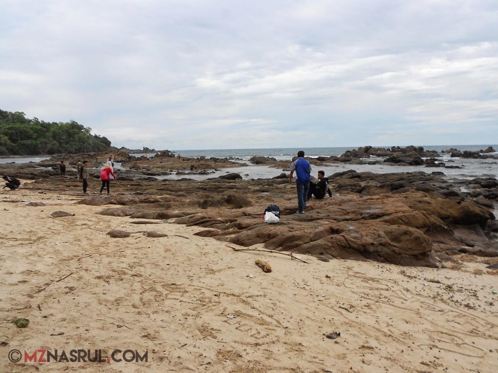Pantai wedi ombo wonosari