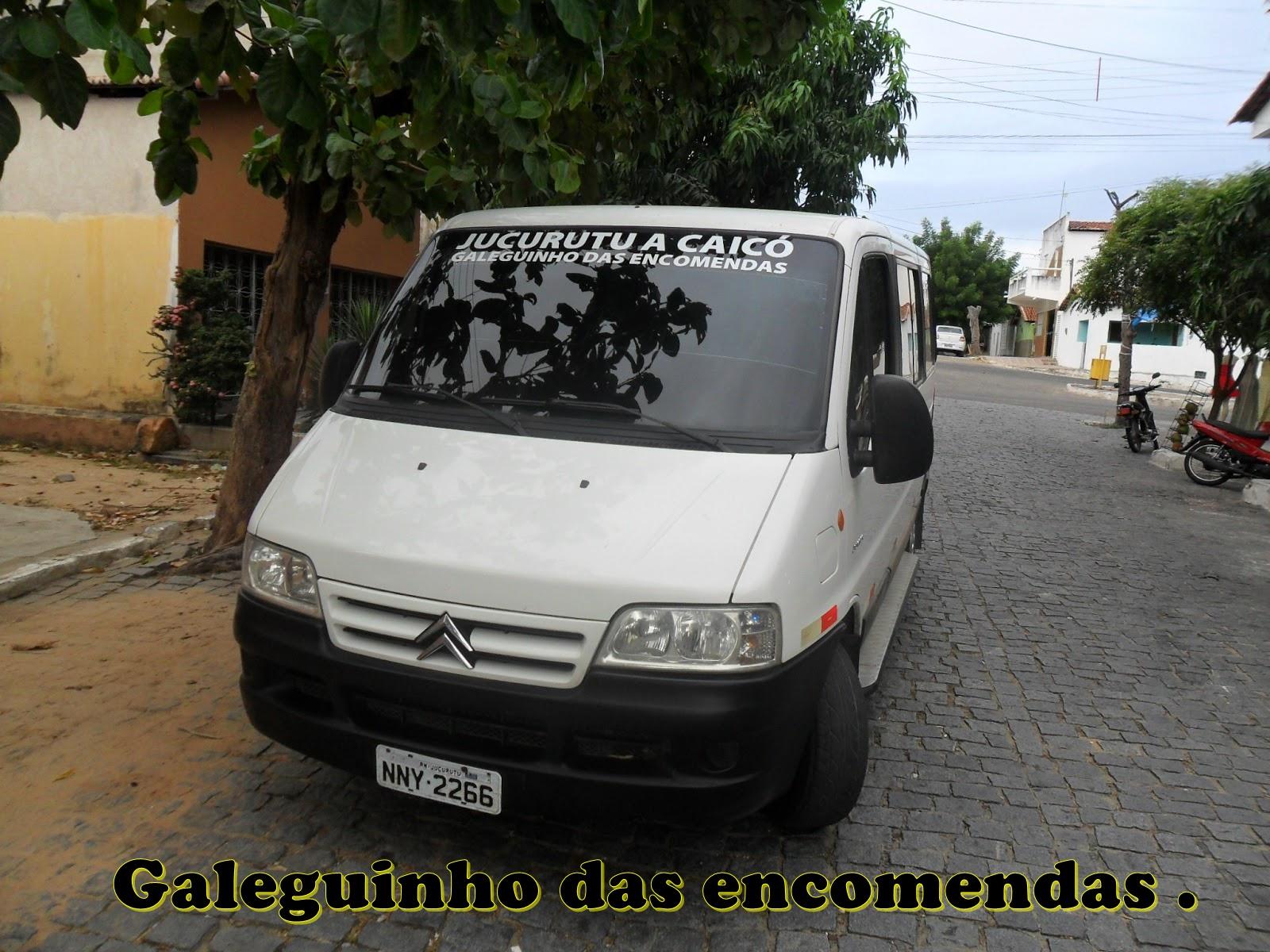 GALEGUINHO DAS ENCOMENDAS