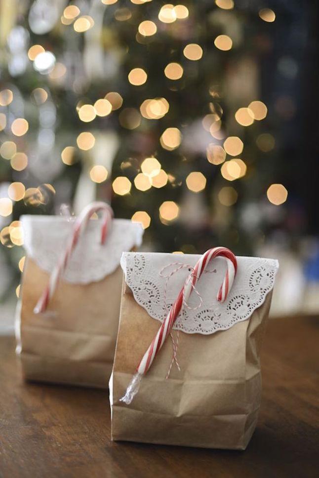 20 ideas para envolver regalos de Navidad