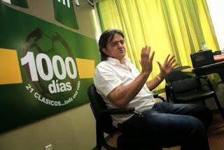"""Oriente Petrolero - Jose Ernesto """"Keko"""" Álvarez - Presidente del Club Oriente Petrolero - DaleOoo.com web del Club Oriente Petrolero"""