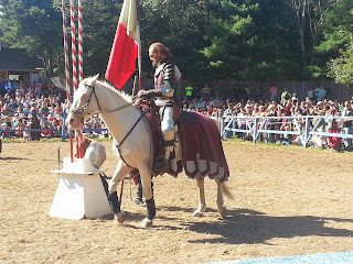 King Richard's Faire Knight