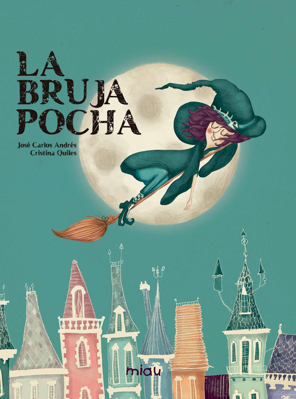 La Bruja Pocha. Ed Jaguar.