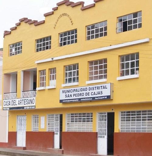 Municipalidad distrital de san pedro de cajas tarma en for Municipalidad de tarma