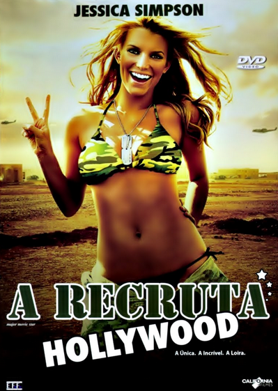 Filme A Recruta Hollywood Dublado AVI DVDRip