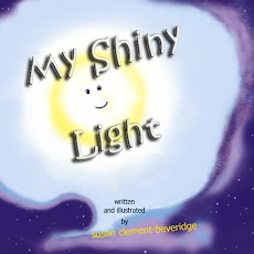 My NEW Book: MY SHINY LIGHT