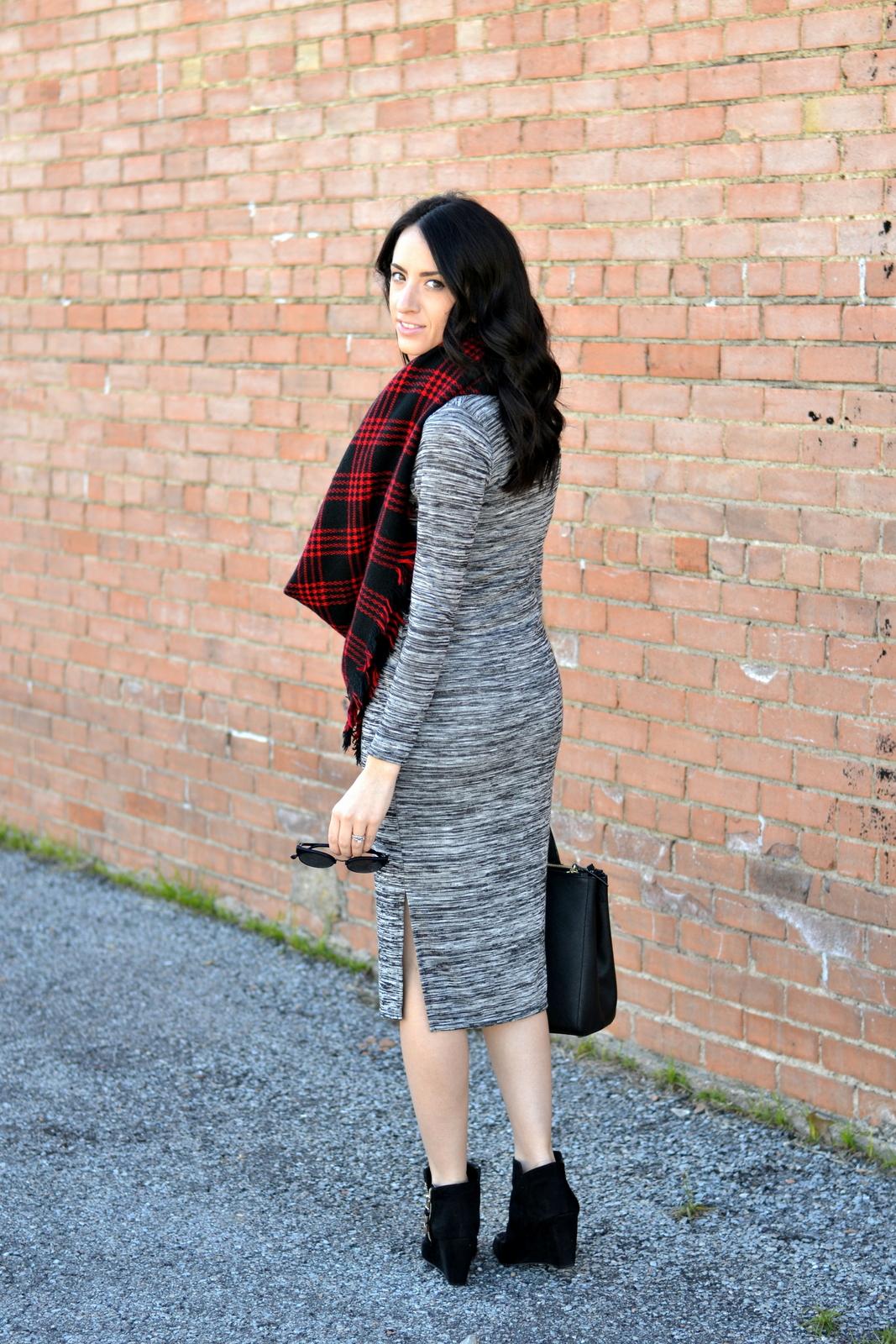 Fall Midi Dress
