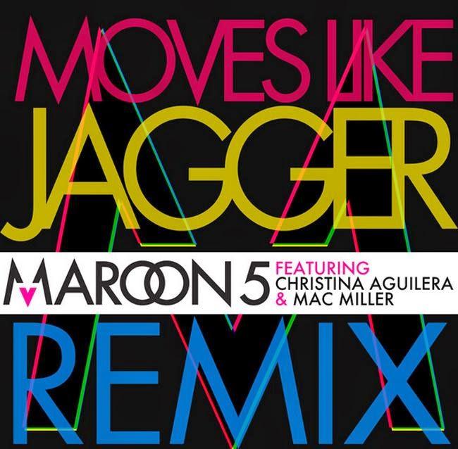 Guitar Chords Moves Like Jagger Maroon 5 Guitar Chords