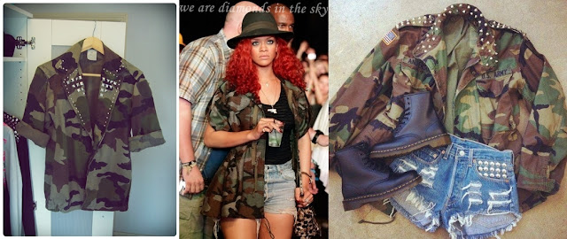 camouflage in fashion