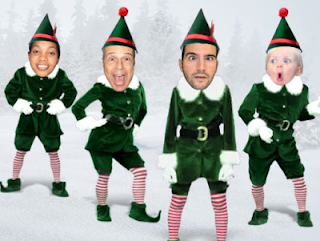 Feed a Cold and Jib Jab a Griever -Jib Jab - Elf Yourself - Parentunplugged - Stacy Snyder
