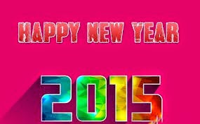 Latest Beautiful Happy New Year 2015 Wallpapers
