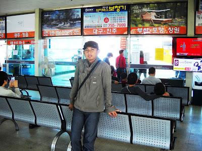 Jungma Bus Terminal, Gwangyang