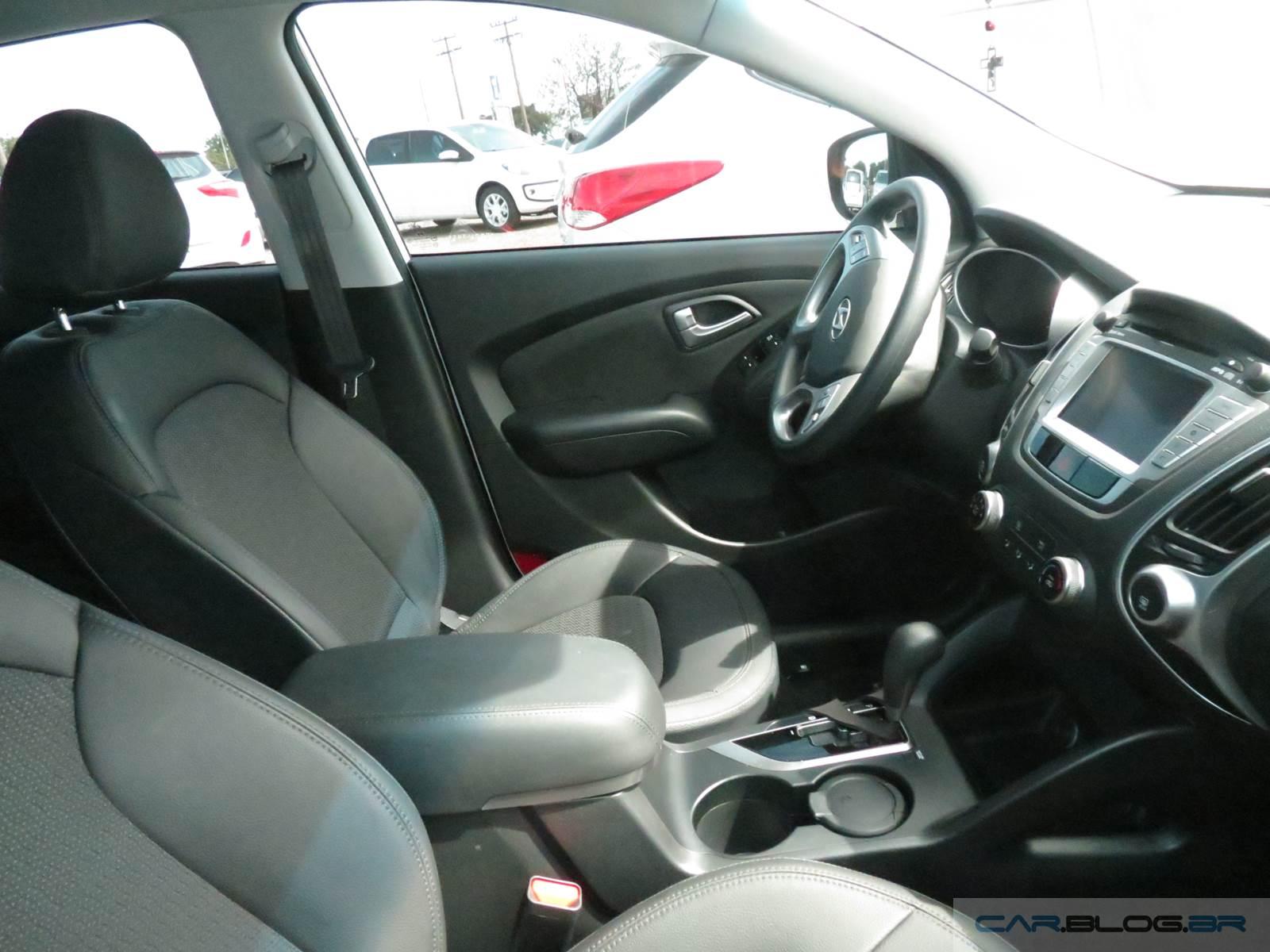 Hyundai iX35 2015 Flex - interior
