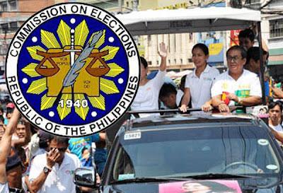 Ban on Campaign Motorcades