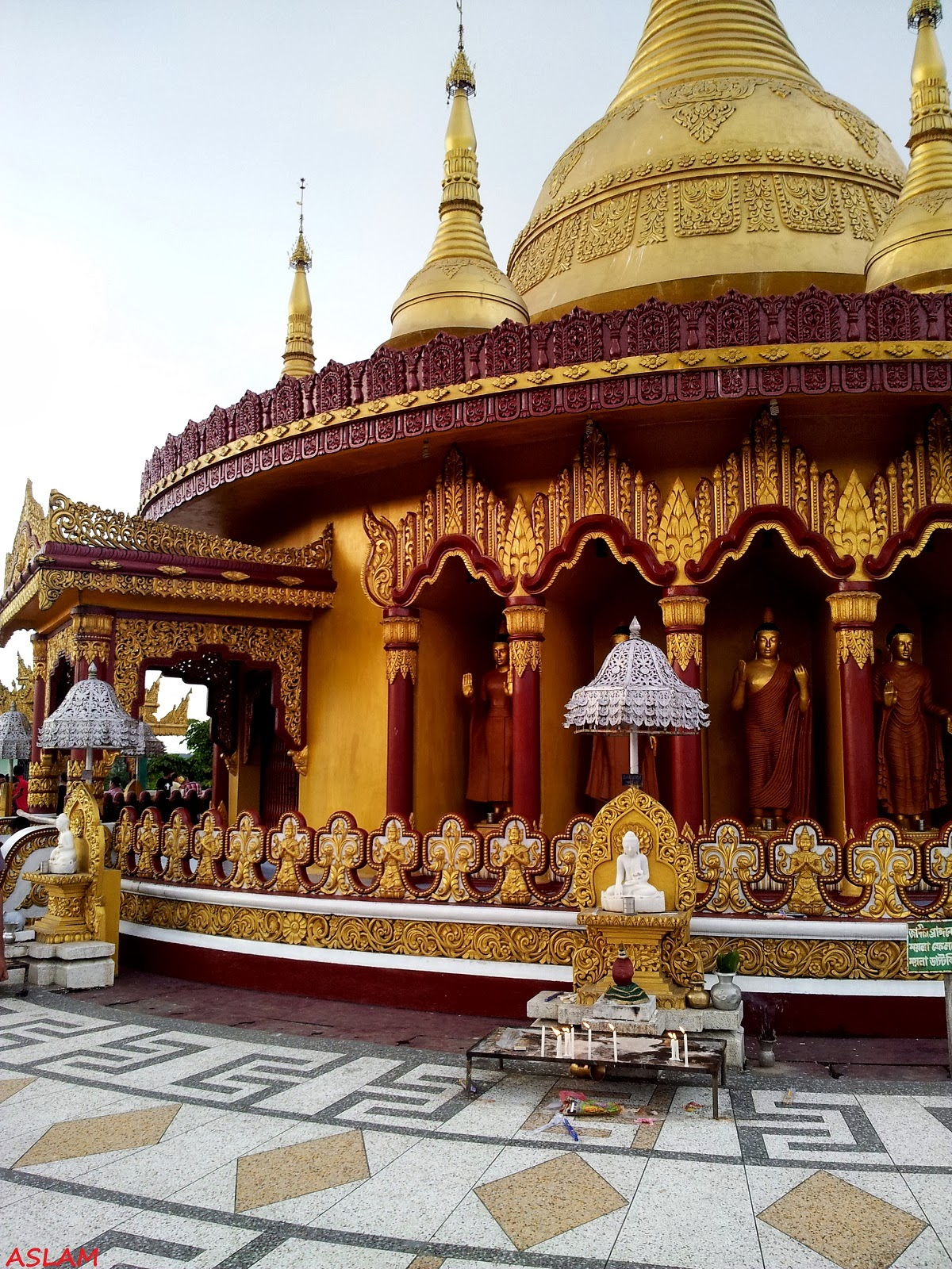 Bandarban Golden Temple