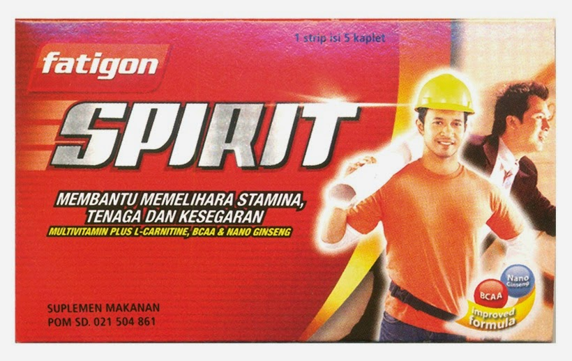 Fatigon Spirit Multivitamin