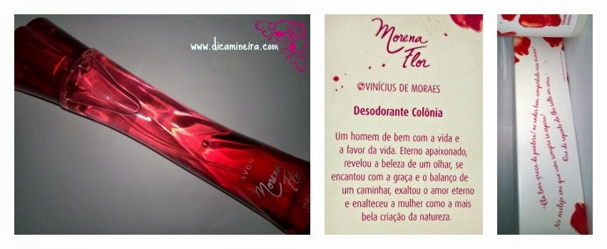 Testei | Perfume Morena Flor