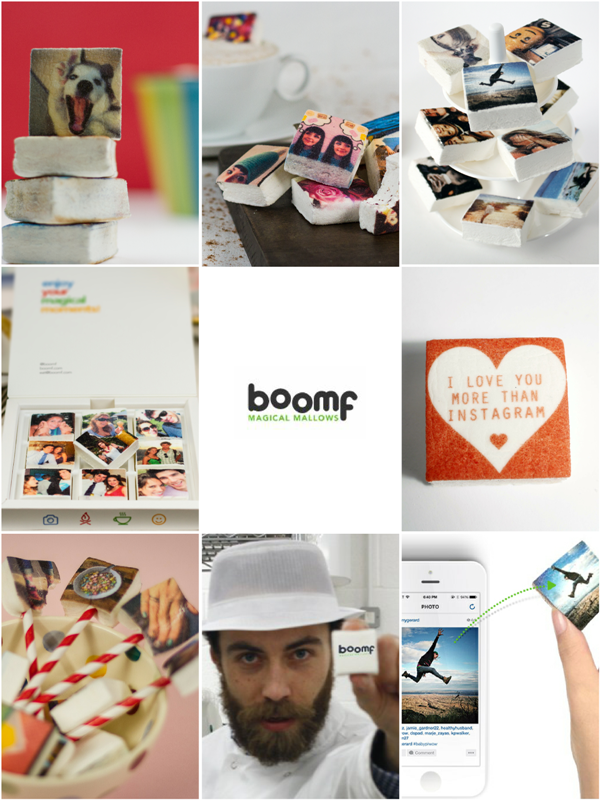 Turn Your Instagram Photos into Marshmallows with Boomf