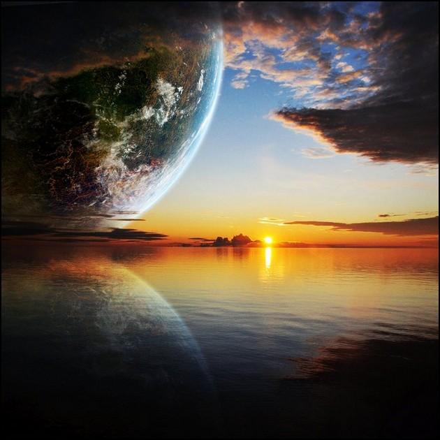 التصوير: العالم مستحيل