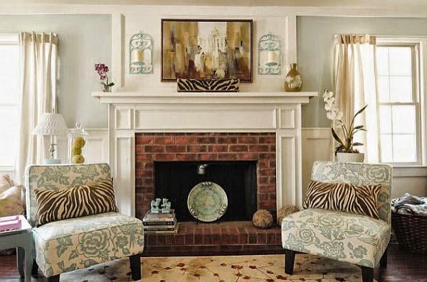 decoracao de interiores lareiras:Decora Interi : Lareiras Clássicas e Tradicionais
