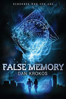 Review: False Memory by Dan Krokos (False Memory #1)