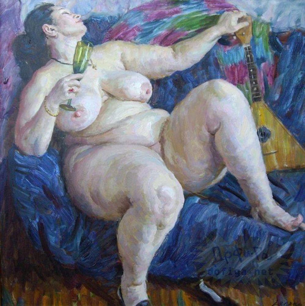 Las mujeres gordas nude gallies