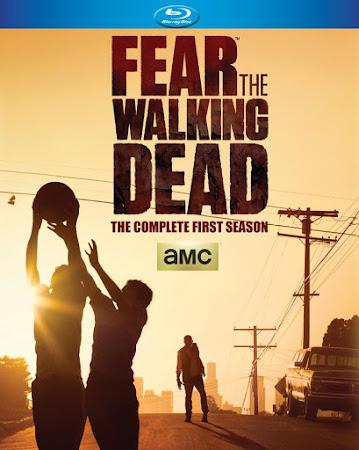 Poster Of Fear the Walking Dead 2015 Watch Online Free Download