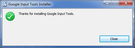 how to use google input tools