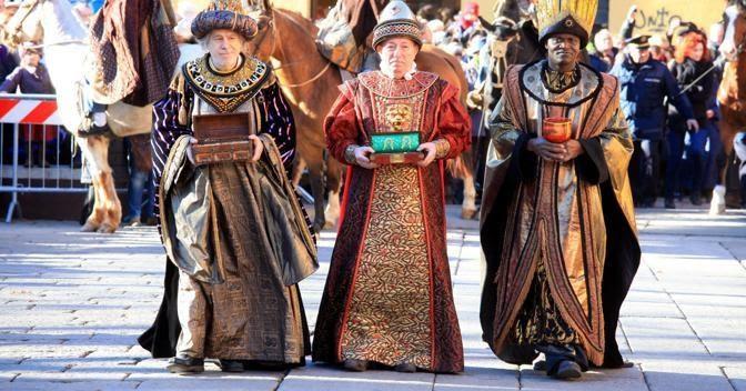 Befana 2015 cosa fare a milano e non solo sfilate in - Cosa portano i re magi ...