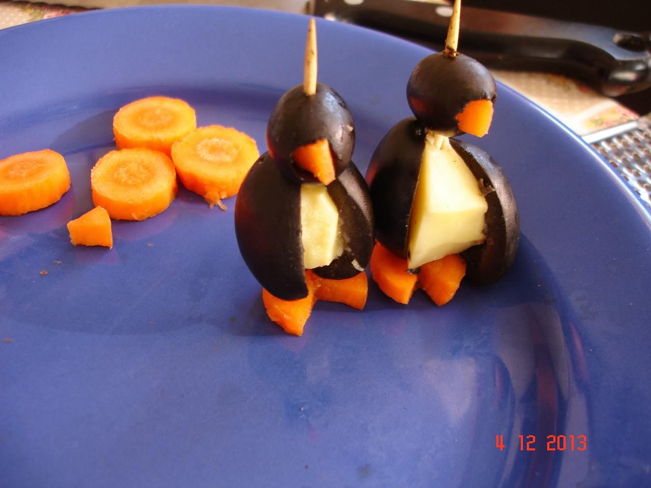 Miercurea fara carne, dar cu pinguini