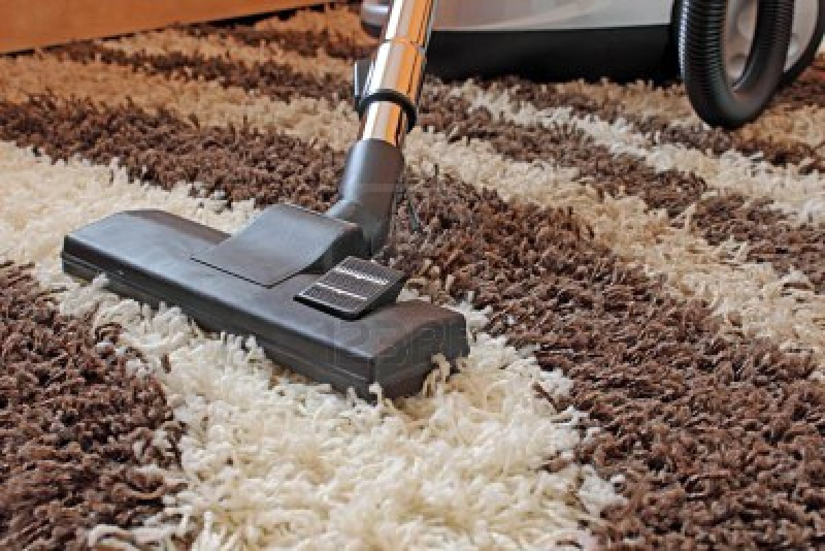 How to clean the carpet in your home