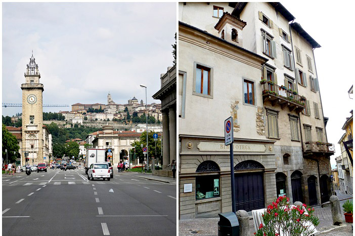 Travel Diary: Bergamo in Italien