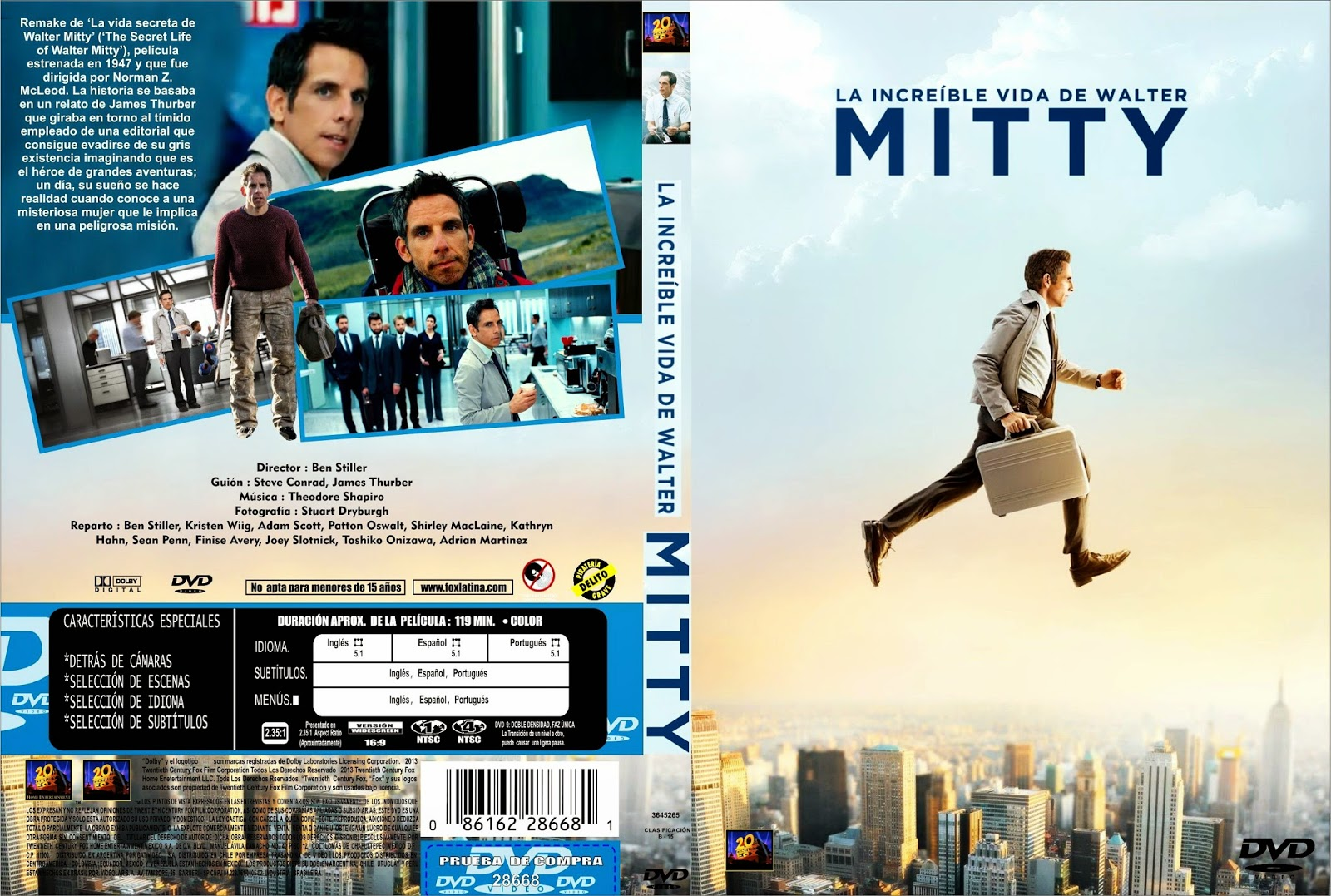 character analysis of walter mitty in the secret life of walter mitty a short story by james thurber The secret life of walter mitty by james thurber, 1939 (short story.