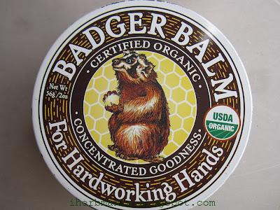 Iherb Badger Balm For Handworking Hands Balsamo Manos