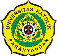 Logo Universitas Katolik Parahyangan (UNPAR) Bandung